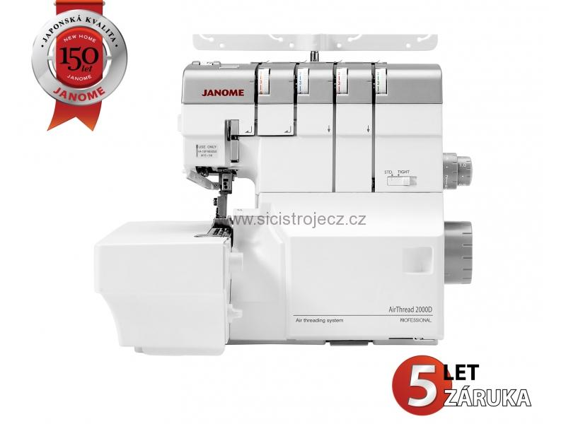 overlock Janome AT 200 D
