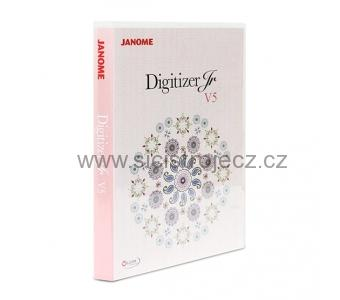 Vyšívací program Janome Digitizer Jr V5